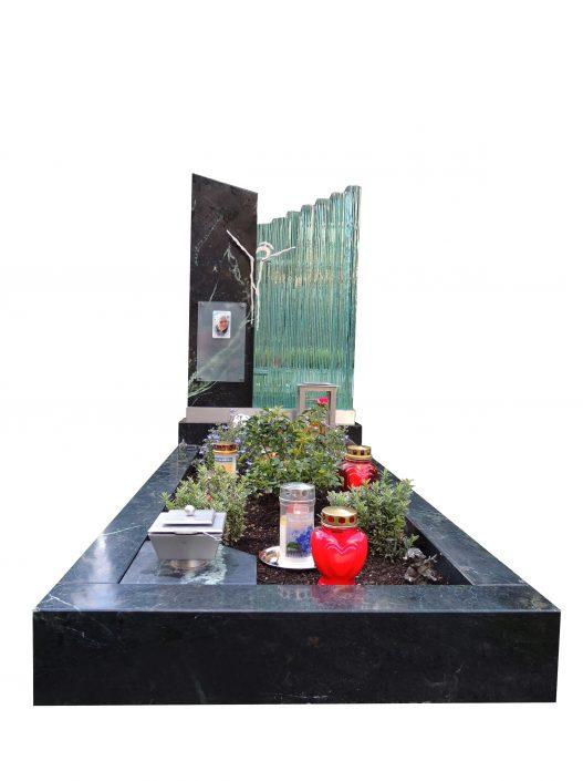 moderne grabgestaltung glasdesign berger alois. Black Bedroom Furniture Sets. Home Design Ideas